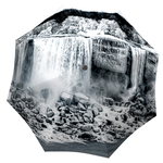 Designer umbrella with gift box Canadian Waterfall