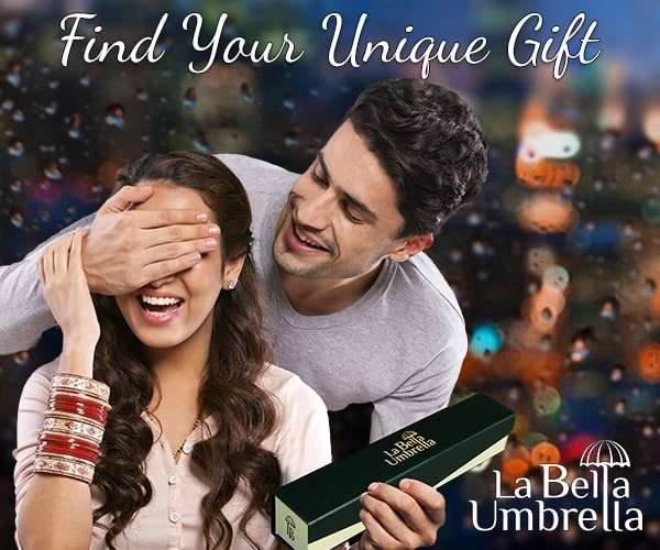 Unique gifts from La Bella Umbrella