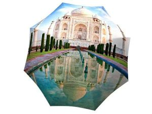 Designer Rain Umbrella with gift box India