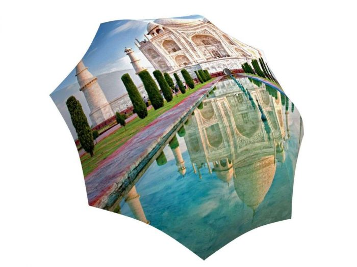 Rain umbrella with gift box - India