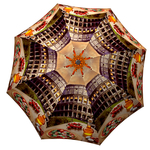 Designer umbrella with gift box Rome