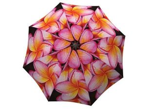Designer Rain Umbrella with gift box Magnolias