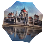 Designer umbrella with gift box Budapest