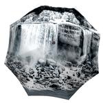 Designer umbrella with gift box Canadian Waterfall