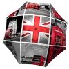 Designer umbrella with gift box London