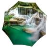 Designer umbrella with gift box Thailand Waterfall