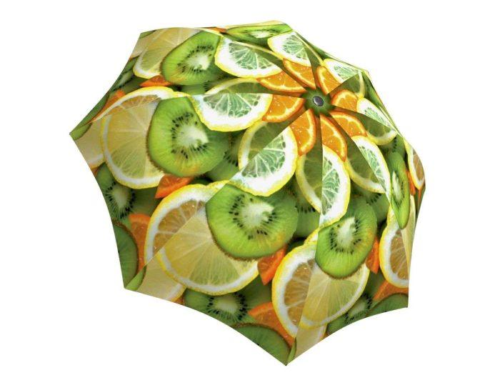 Rain umbrella with gift box - Vitamin C