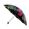 Good quality folding rain umbrella with gift box Wild Poppies