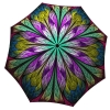Designer umbrella with gift box - Dragonfly Stained Glass