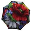 Designer umbrella with gift box - Wild Poppies
